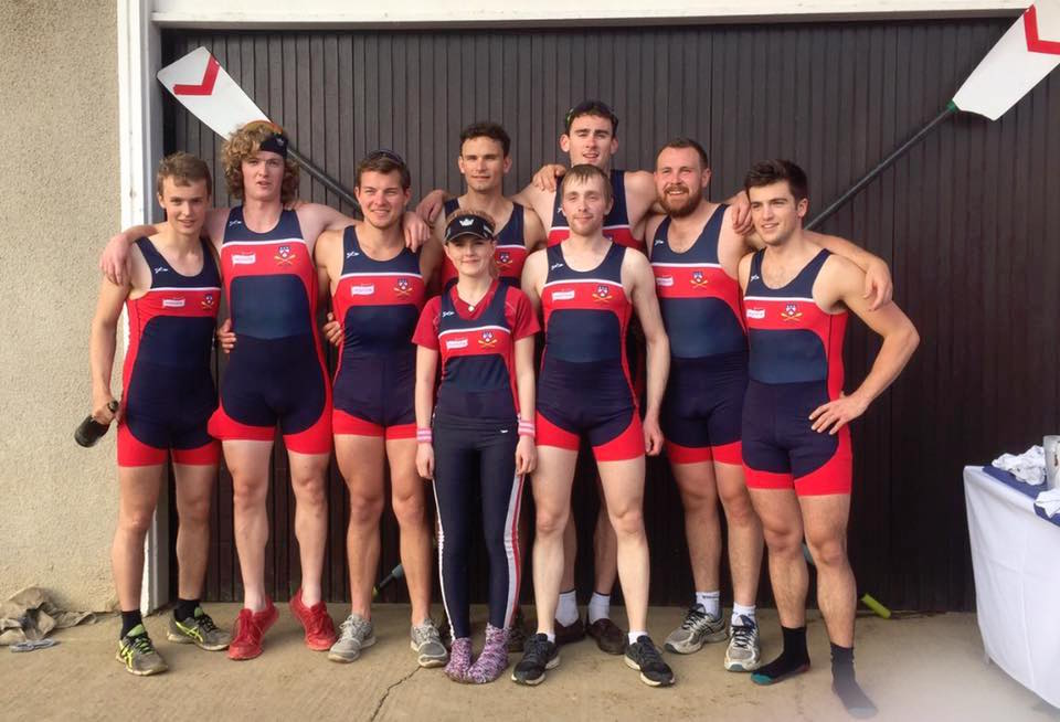 Header Image - Keble College Boat Club